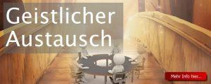 Geistlicher Austausch @ Im Internet über Online-Meeting individuell - oder gemeinsam im Bistro. | Grafing bei München | Bayern | Deutschland